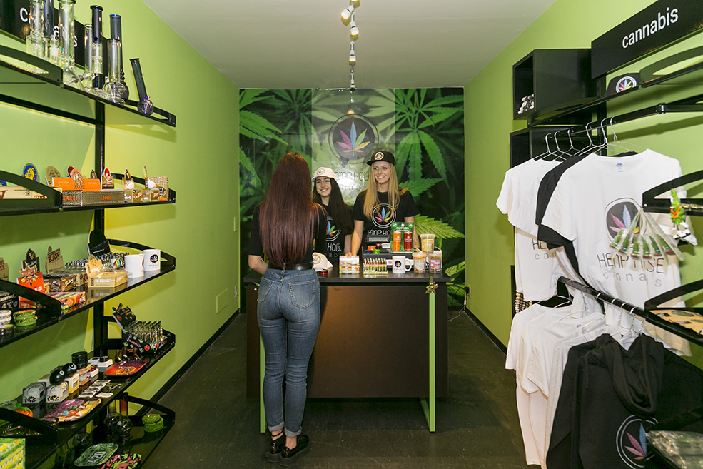 Hemp House Cannabis | Il primo Hemp House Store di Como